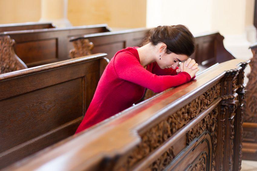 Modlitwa nastolatków
