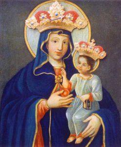 Obraz Matki Boskiej Piekarskiej
