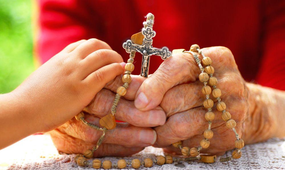 Modlitwa wrodzinie!