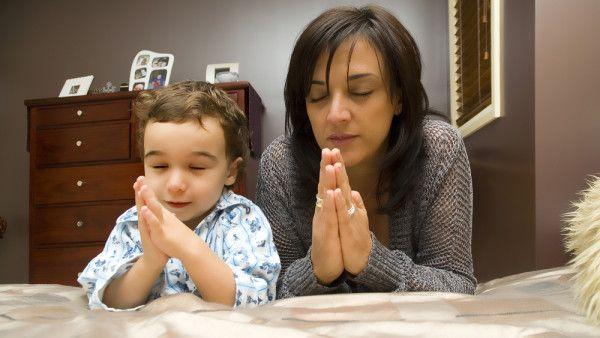Modlitwa w rodzinie!