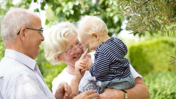Modlitwa za dziadków