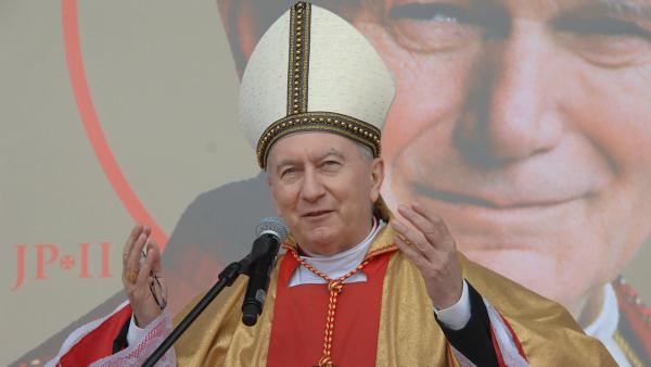 Msza z okazji 25. lecia przemian w Polsce