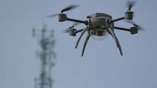 Na dachu rezydencji japońskiego premiera wylądował radioaktywny dron