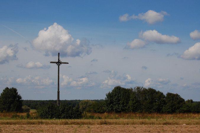 Na wsi większa, niezachwiana wiara wBoga