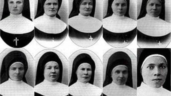 Nazaretanki z Nowogródka. Męczennice II wojny światowej