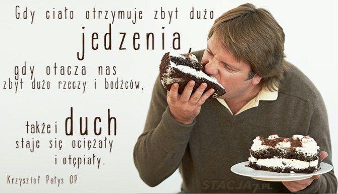 Nie jedz, niemódl się, niekochaj
