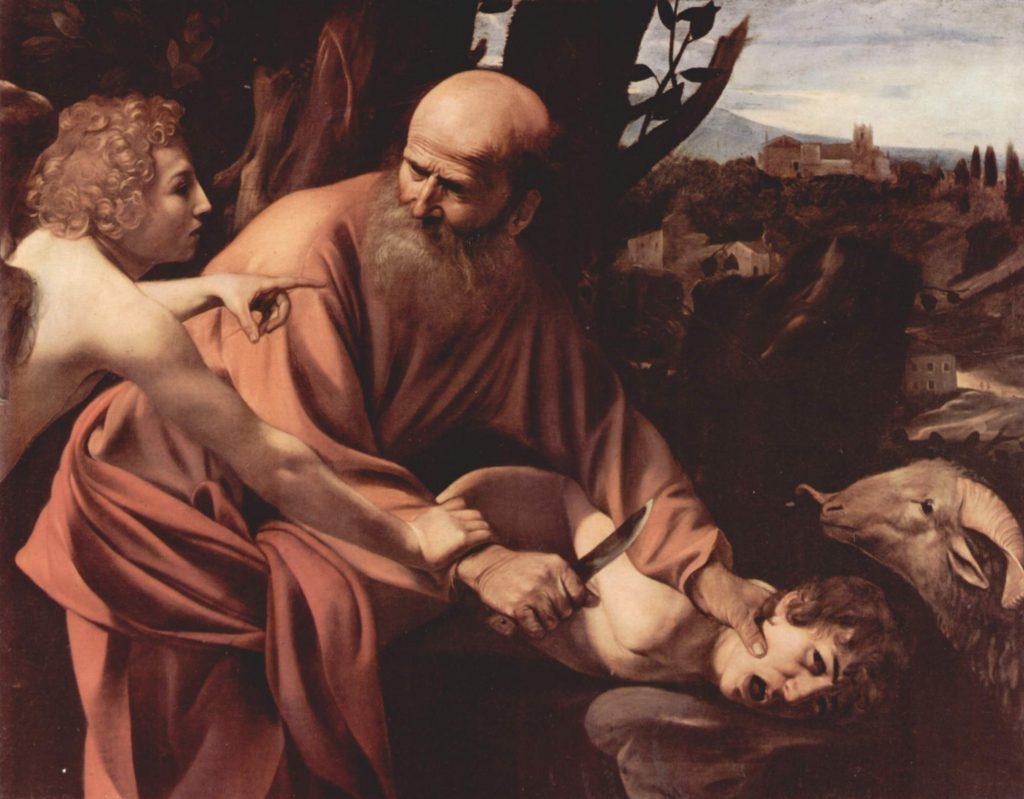 O szalonym Bogu irównie szalonym Abrahamie