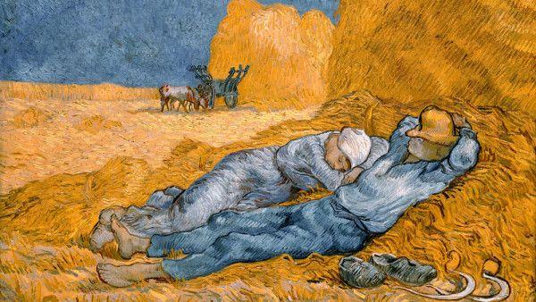 Odpoczynek - ten powszedni i ten wieczny