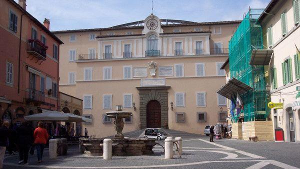Ogrody papieskie otwarte dla zwiedzających