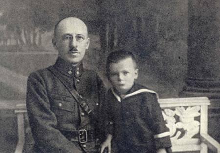 Ojciec Karola Wojtyły