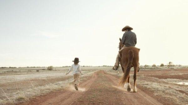 Ojciec nie z westernu