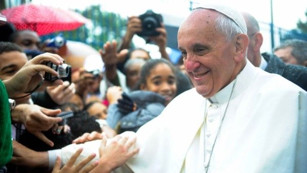 Orędzie papieża na XXIII Światowy Dzień Chorego