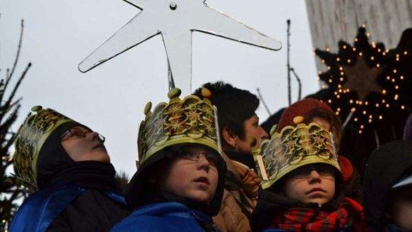 Orszak Trzech Króli w Krakowie