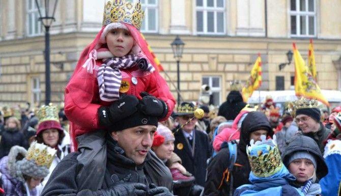 Orszaki Trzech Króli zmieniają Polskę