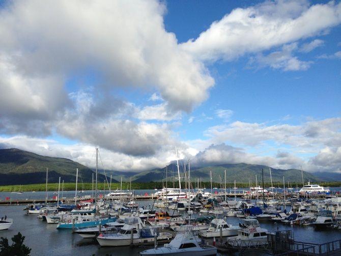 Pamiętnik spod róży: Cairns, 20.05