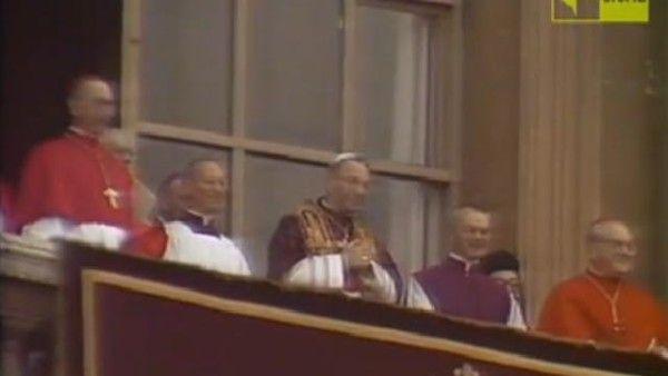 Papieska elekcja na 33 dni