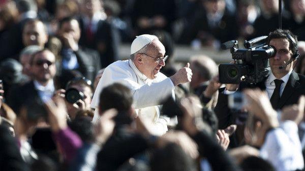 Papież Franciszek chciałby odwiedzić Ukrainę