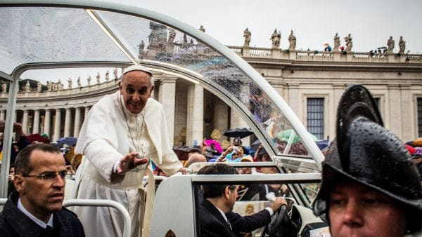 Papież Franciszek: głodny prosi nas o godność, nie o jałmużnę