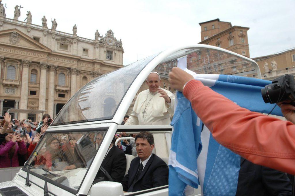 Papież Franciszek: