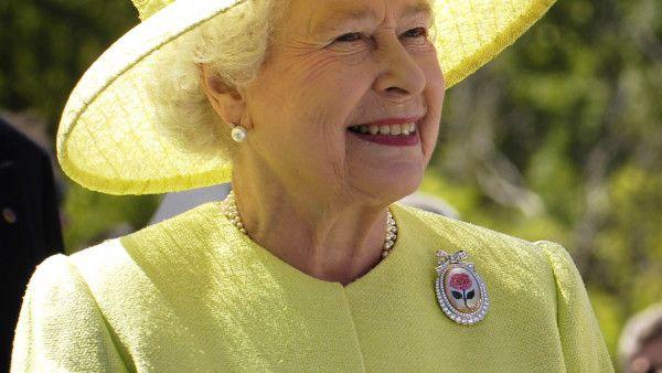 Papież Franciszek przyjął królową Elżbietę II