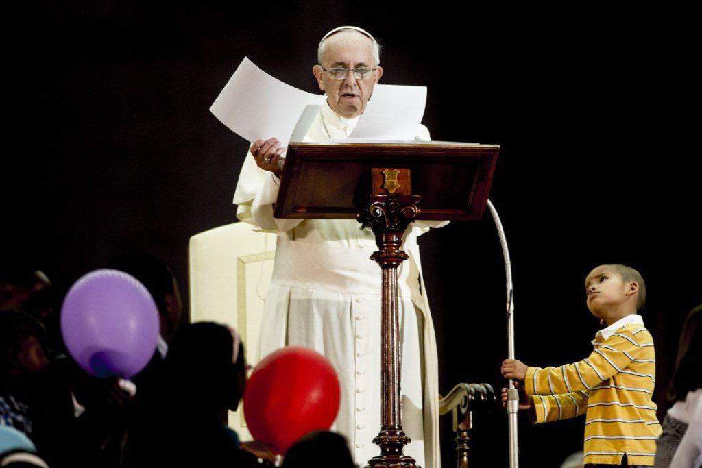 Papież iNoemi