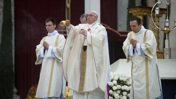 Papież: pierwszą przeszkodą w reformie kurii rzymskiej jestem ja