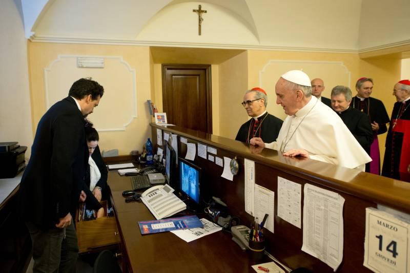 Papież rekordzista