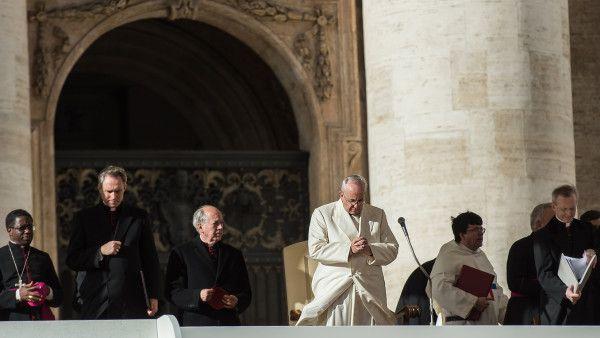 Papież składa kondolencje po egzekucji chrześcijan w Libii