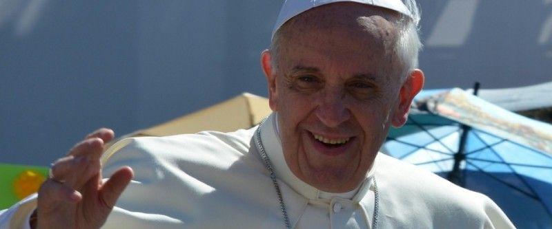 Papież: wiara czyni cuda, aniesłuży robieniu interesów