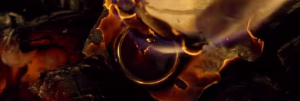 Pierścień, upadek izwycięstwo? Oczym pisał Tolkien
