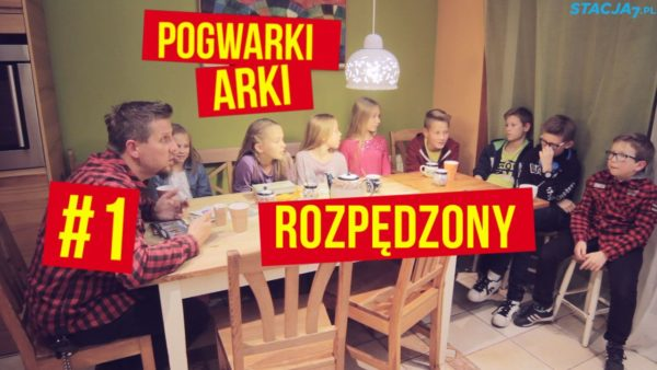 POGWARKI ARKI #1 Rozpędzony