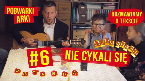 POGWARKI ARKI #6 NIE CYKALI SIĘ