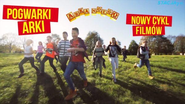 POGWARKI ARKI - nowy cykl filmów z Arką Noego