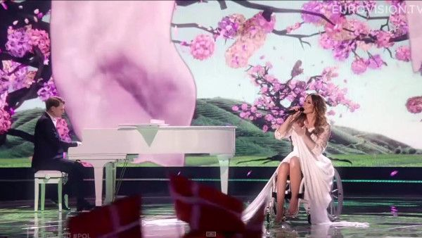 Polka w finale Eurowizji