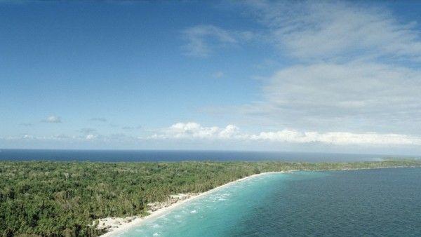 Połnocne wybrzeże Papui Nowej Gwinei