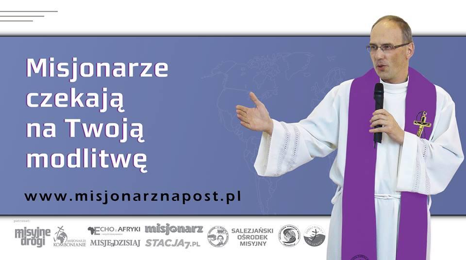 Połowa polskich misjonarzy otoczona opieką duchową