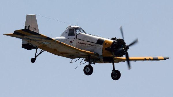 Polskie samoloty podbijają australijskie niebo
