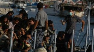 Opiekun migrantów nominowany dopokojowego Nobla