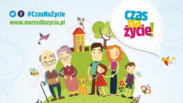 Poznański Marsz dla Życia już w niedzielę 17 maja!