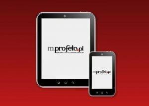 Profeto.pl zawsze podręką, czyli mobilna wersja portalu