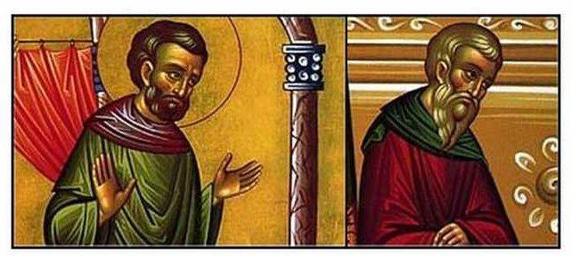Przypowieści - Jezusowy styl. Faryzeusz i celnik (Łk 18,9-14)