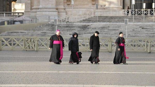 Rozmowy nad reformą Kurii Rzymskiej zakończone