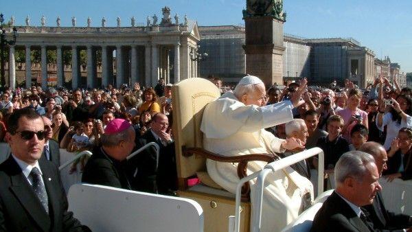 Rozmowy z Janem Pawłem II. Cierpienie