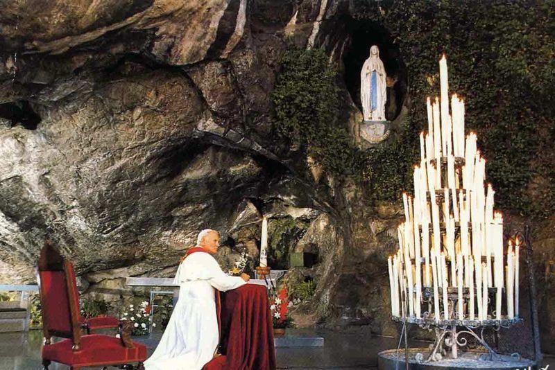 Rozmowy zJanem Pawłem II. Maryja