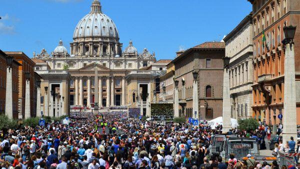 Rozpoczęła się Msza św. kanonizacyjna