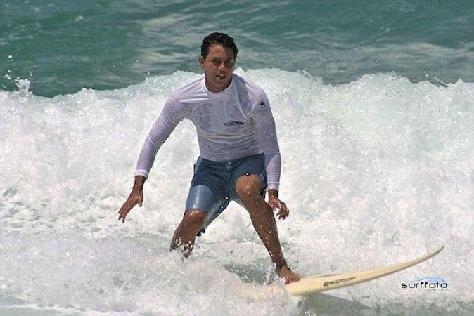 Surfer naołtarzach