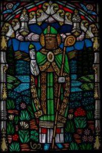 Św. Patryk - wielki Europejczyk ipatron Irlandii