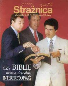 Świadkowie Jehowy. 7największych ściem