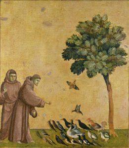 Świat według św.Franciszka
