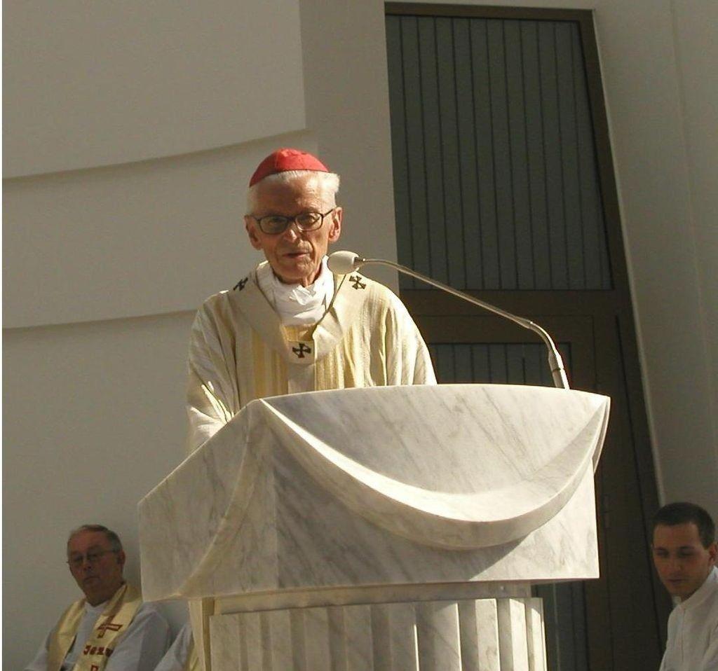 Święta ijej kardynał